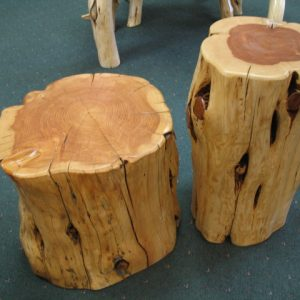 Juniper Stump Stools
