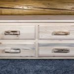 Cascade 4 Drawer Sitting Bench