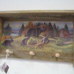 48 Bear Cabin peg