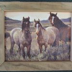 56 Horses in Sage box