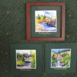 5x5 Matted Prints
