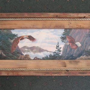 73 Eagles print