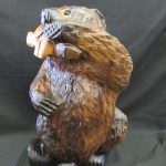 Beaver with Stick 1