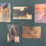 Cedar Art Post Cards a