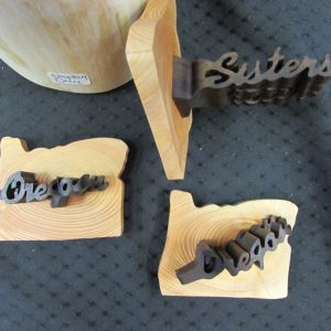 Mini Lusions on Wood