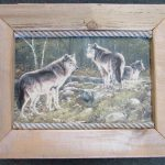 Wolves in Woods box