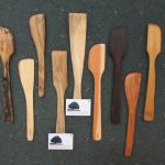 Medium Wooden Spatulas (WL) a