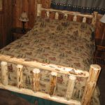 Pine with Character Bed
