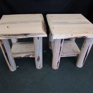 pine end table 1