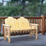 Cascade Deck Bench Exterior Finish