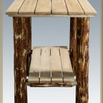 Glacier Patio End Table