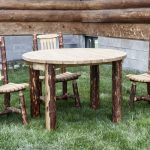 Glacier Patio Table