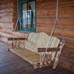 Glacier Porch Swing