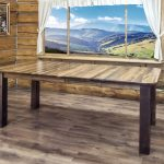 Homestead Stained Dining Tables