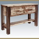 Homestead Entry Table STAINED