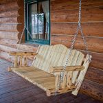 Cascade Porch Swing STAIN
