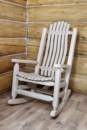 Homestead Rocking Chair (Clear)