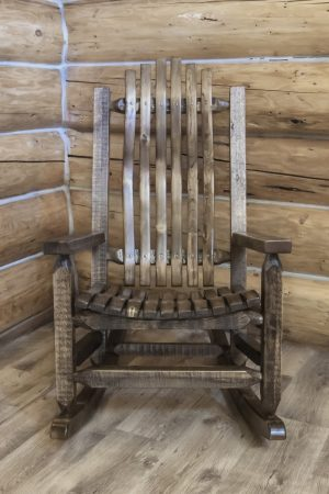 Homestead Rocking Chair (Stained)