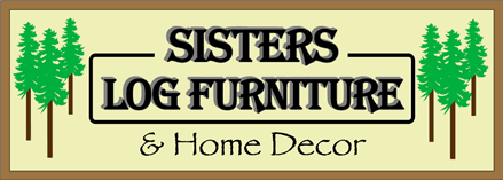 Sisters Log Furniture