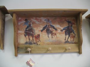 31 3 man Rodeo peg