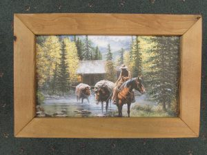 32 Packhorse box