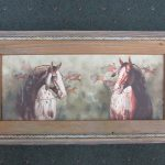 36 Painted Ponies Print double