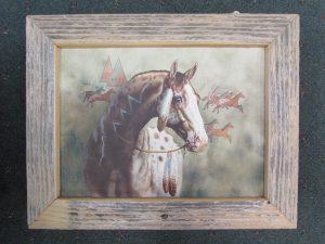 36 Painted Ponies box