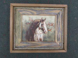 36 Painted Ponies print 1