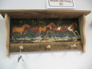 47 Horses in Creek peg