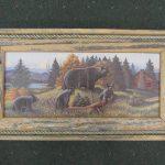 48 Bear Cabin print
