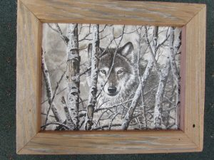 60 Wolves in Hiding box