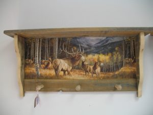 63 New Elk peg