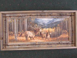 63 New Elk print