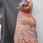 Climbing Bear 1