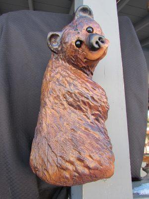 Climbing Bear 2