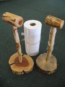 Counter Top Paper Towel Holders