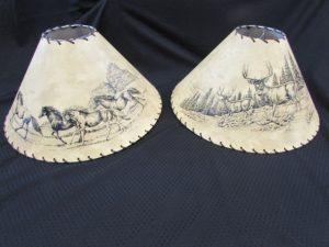 Horse & Deer shades