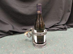 Horseshoe Wine Caddy