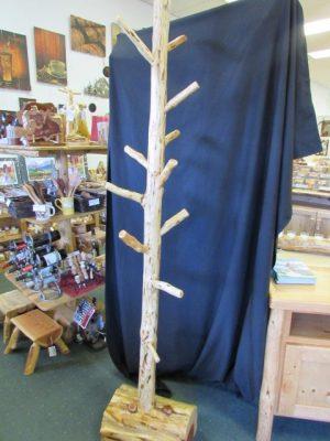 juniper coat tree