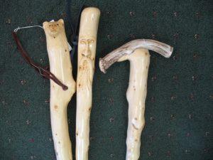 Juniper Walking Sticks & Canes