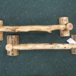 Rustic Towel Bars