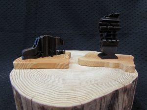 Mini Lusions on Wood 2