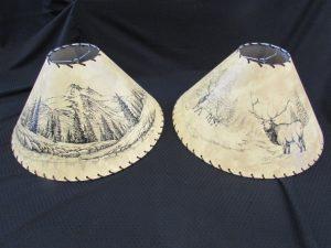 Mountain & Elk shades