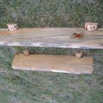 Pine Shelves