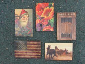 Cedar Art Post Cards d