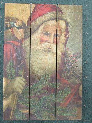 Red Hat Santa