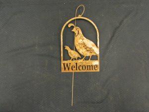 Welcome Quail 1