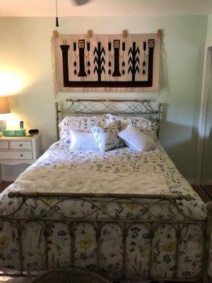quilt holders+zap weaving