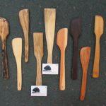 Medium Wooden Spatulas (WL) a