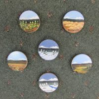 wooden magnets